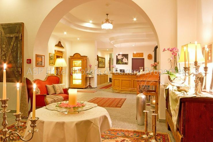 Bild 5: Preissenkung! Luxuriöses Parkhotel mit 10.000 qm bebaubarem Kurpark im Engadin in Bestlag...