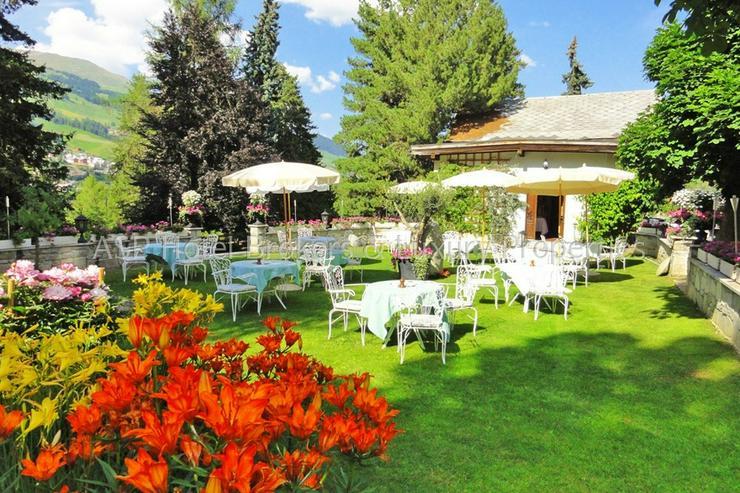 Bild 4: Preissenkung! Luxuriöses Parkhotel mit 10.000 qm bebaubarem Kurpark im Engadin in Bestlag...