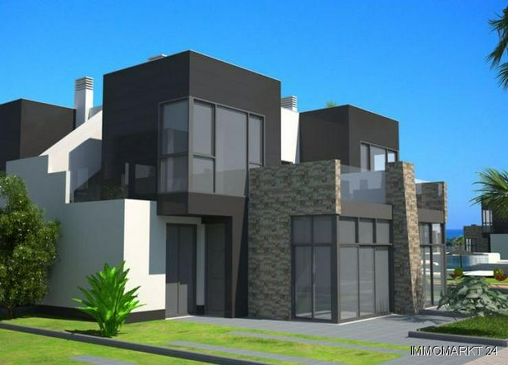 Bild 2: Moderne 2-Schlafzimmer-Quattrohäuser in abgeschlossener Anlage