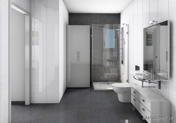 Bild 5: Moderne 2-Schlafzimmer-Quattrohäuser in abgeschlossener Anlage