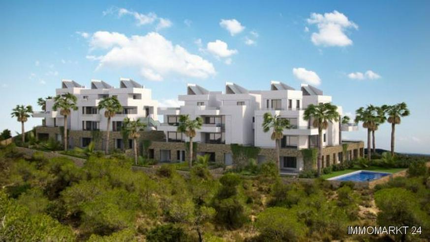 Bild 2: Exklusive 3-Schlafzimmer-Maisonette-Wohnungen in sehr schöner Golfanlage