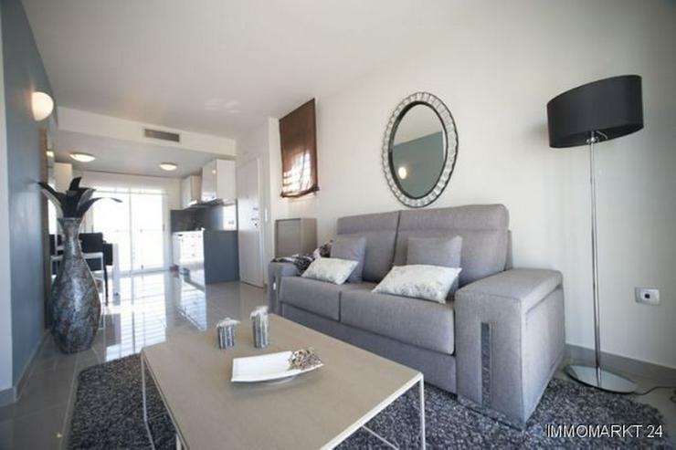 Bild 3: Moderne 2-Schlafzimmer-Erdgeschosswohnungen mit Gemeinschaftspool