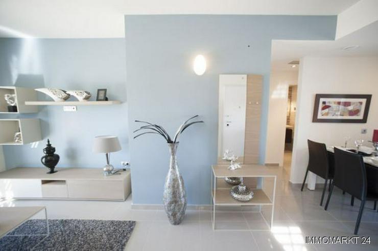 Bild 4: Moderne 2-Schlafzimmer-Erdgeschosswohnungen mit Gemeinschaftspool