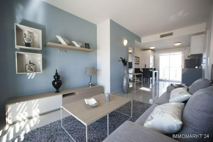 Bild 5: Moderne 2-Schlafzimmer-Erdgeschosswohnungen mit Gemeinschaftspool