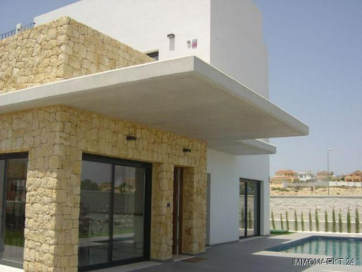 Exklusive Neubau-Villen mit Privatpool - Bild 1
