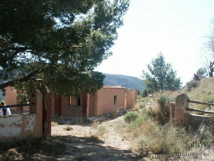 Bild 6: Grundstück mit Meerblick bei Tibi