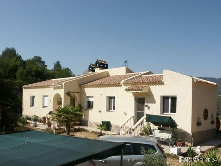 Bild 2: Landhaus-Villa mit beeindruckendem Panoramablick