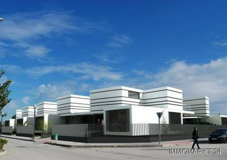 Bild 2: Villen in innovativem Design mit Privatpool und Garage