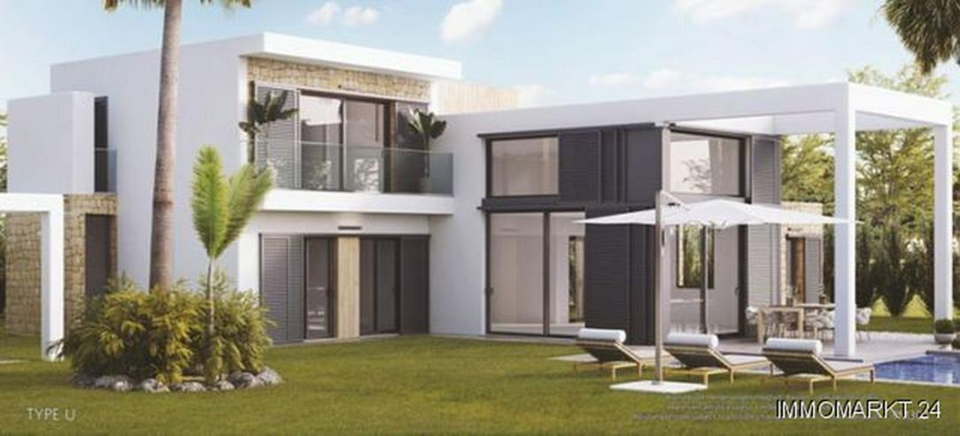 Moderne 3-Schlafzimmer-Villen mit Gemeinschaftspool - Haus kaufen - Bild 1