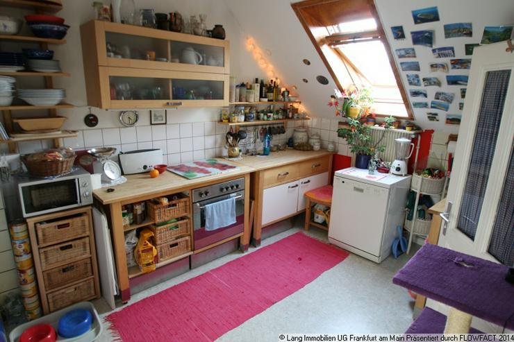 Bild 2: Fechenheim! WG-Wohnung mit 2 x 2 Zimmern! Gartennutzung!