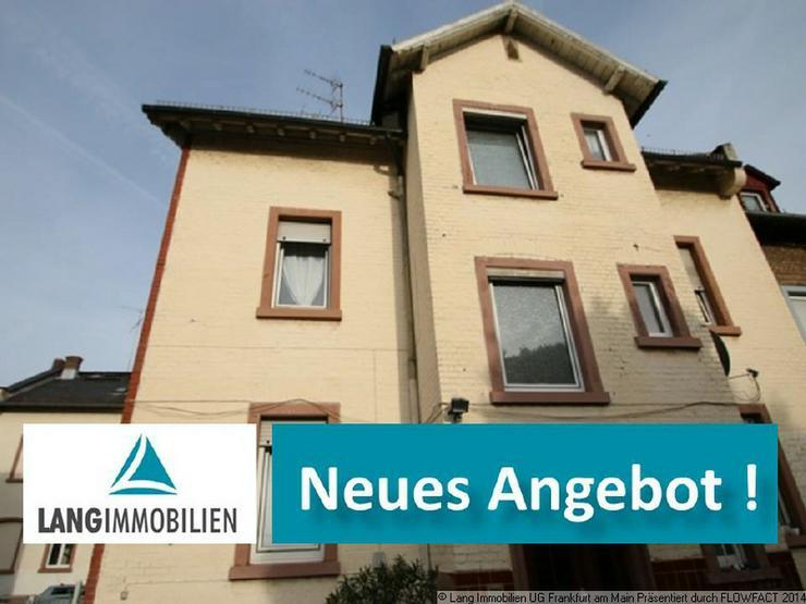 Fechenheim! WG-Wohnung mit 2 x 2 Zimmern! Gartennutzung! - Wohnung mieten - Bild 1