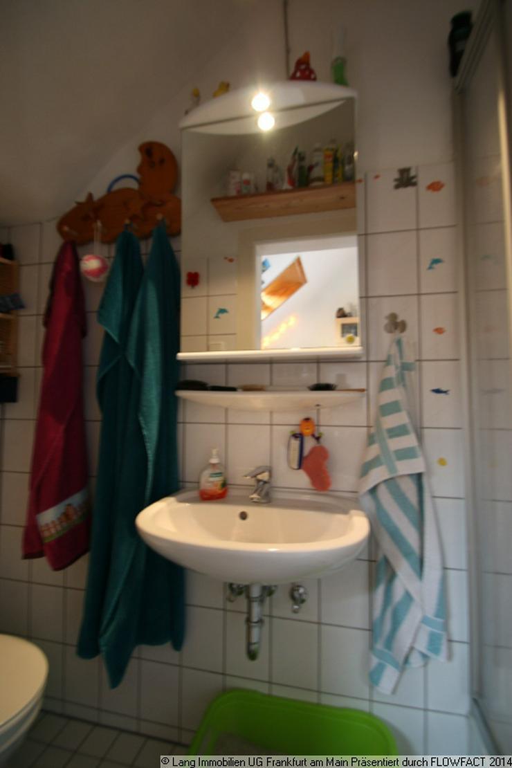 Bild 6: Fechenheim! WG-Wohnung mit 2 x 2 Zimmern! Gartennutzung!