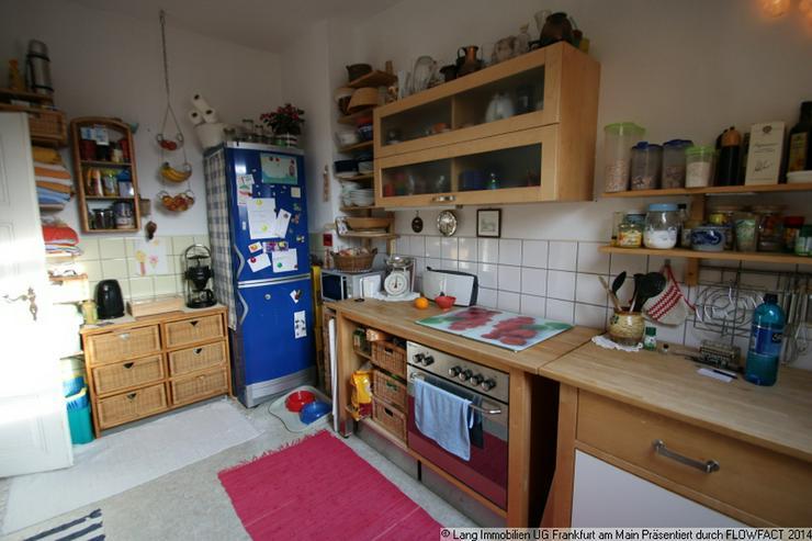 Bild 3: Fechenheim! WG-Wohnung mit 2 x 2 Zimmern! Gartennutzung!