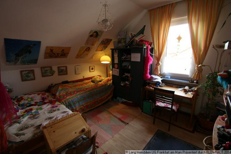 Bild 5: Fechenheim! WG-Wohnung mit 2 x 2 Zimmern! Gartennutzung!