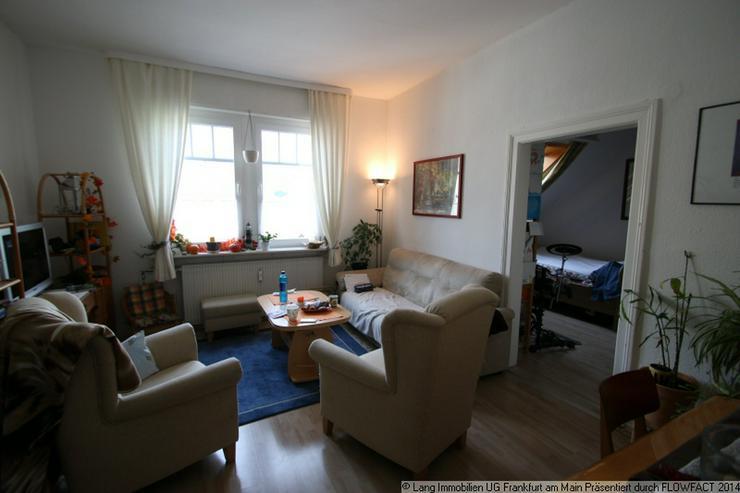 Bild 4: Fechenheim! WG-Wohnung mit 2 x 2 Zimmern! Gartennutzung!
