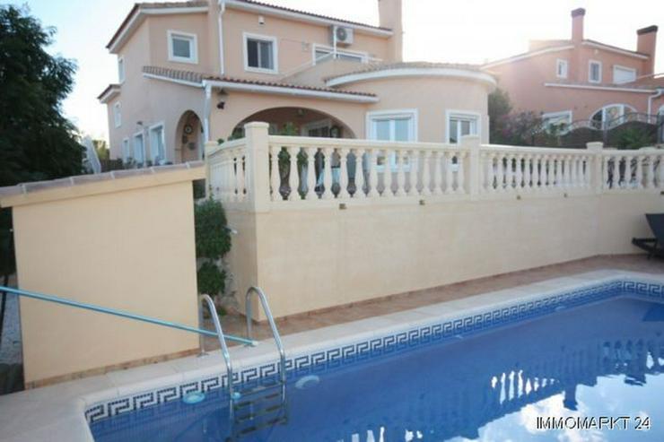 Bild 5: Villa mit Pool, Sauna und Meerblick