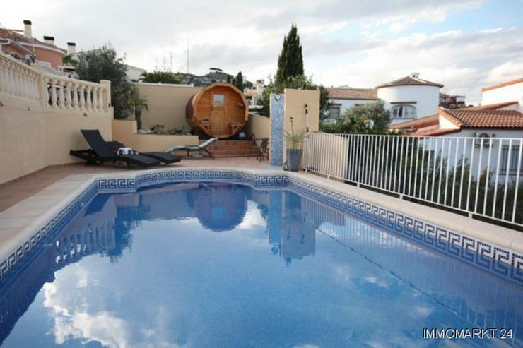 Bild 6: Villa mit Pool, Sauna und Meerblick