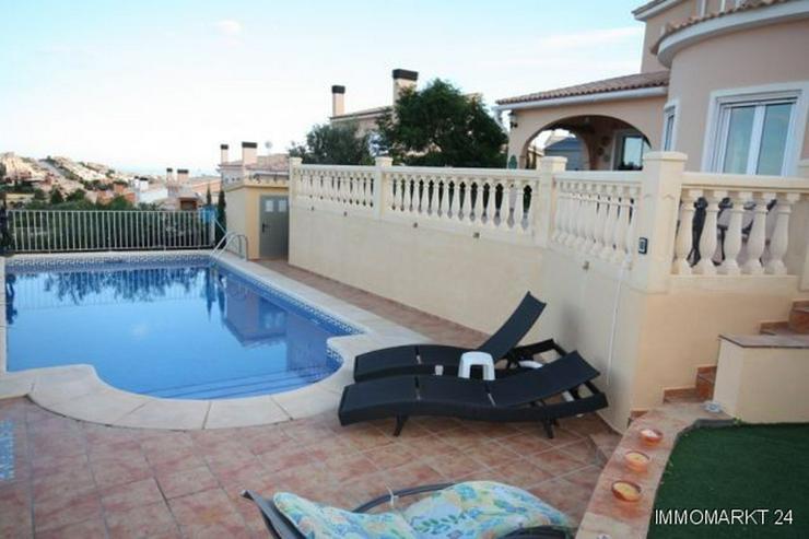 Bild 3: Villa mit Pool, Sauna und Meerblick
