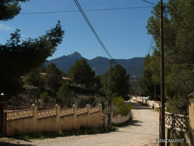 Bild 6: Baugrundstück mit schönem Ausblick bei Tibi