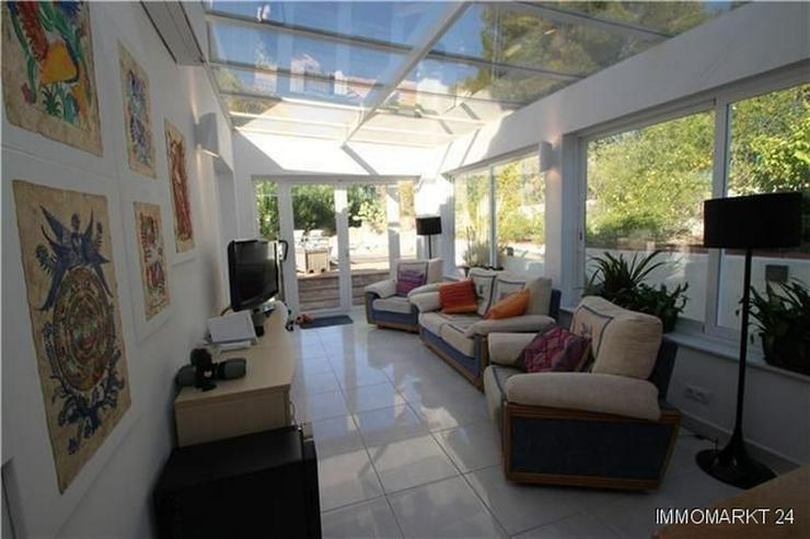 Bild 6: Wunderschöne Villa mit 4 Schlafzimmern in sehr privater Südlage in Javea