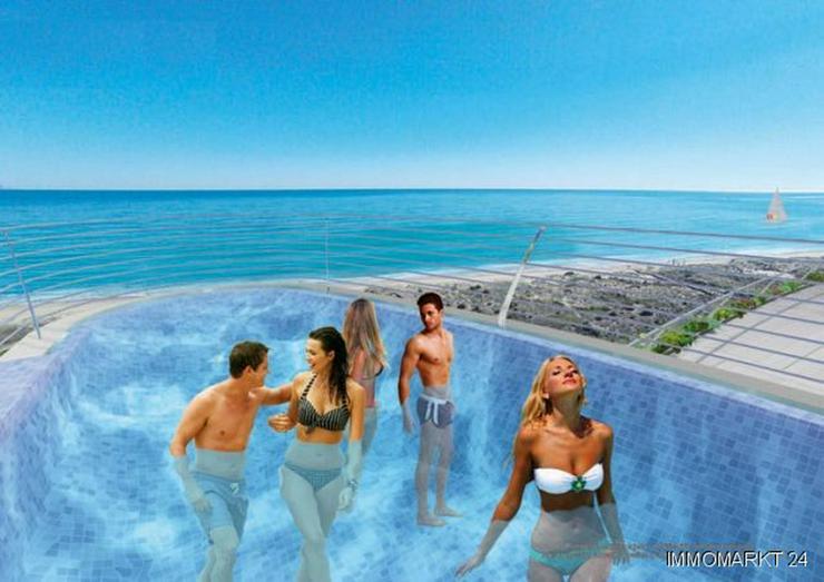 Bild 4: 4-Zimmer-Wohnungen mit atemberaubendem Meerblick nur 250 m vom Strand