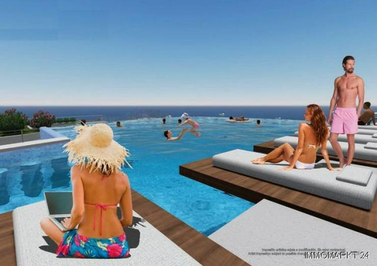 4-Zimmer-Wohnungen mit atemberaubendem Meerblick nur 250 m vom Strand - Wohnung kaufen - Bild 1