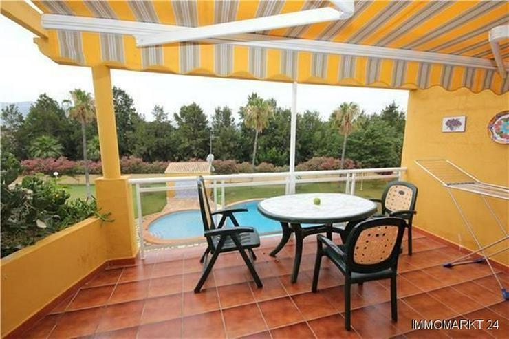 Bild 3: Schöne und meernahe Wohnung mit Gemeinschaftspool und großem Balkon