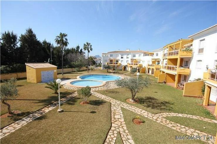 Schöne und meernahe Wohnung mit Gemeinschaftspool und großem Balkon - Wohnung kaufen - Bild 1