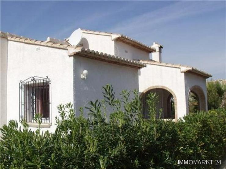 Villa in kleiner Gemeinschaftsanlage mit großem Gemeinschaftspool am Monte Solana - Haus kaufen - Bild 1