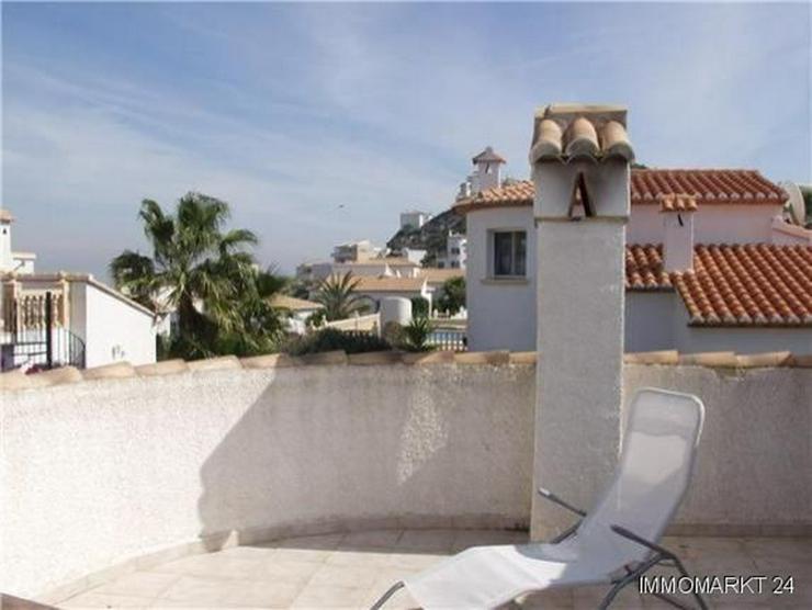 Bild 3: Villa in kleiner Gemeinschaftsanlage mit großem Gemeinschaftspool am Monte Solana