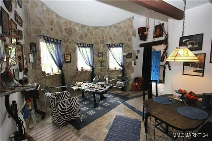 Bild 4: Außergewöhnliche 2-Schlafzimmer-Villa mit Pool nur 800 m vom Meer