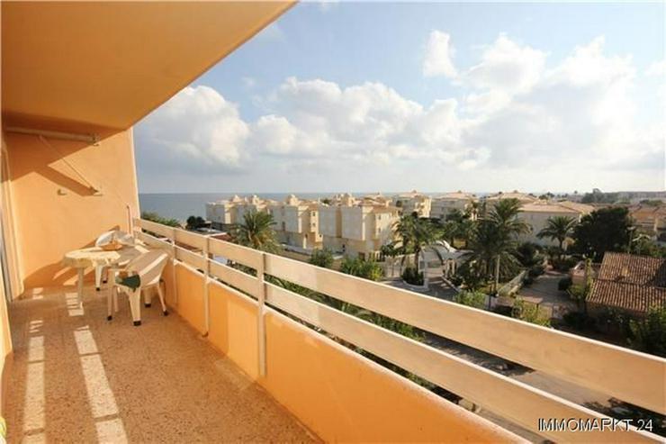Bild 4: Renovierte Penthouse-Wohnung mit 2 Balkonen nur 150 Meter vom Strand