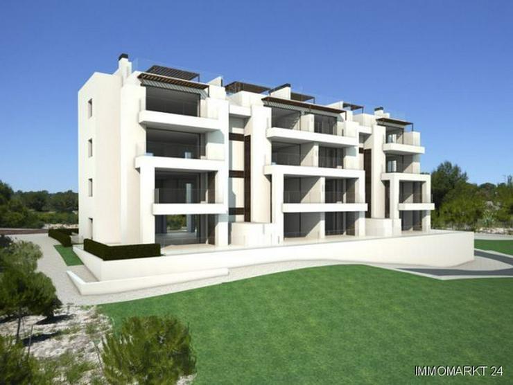 Bild 5: Luxus-Penthouse-Wohnungen mit Meerblick in exklusivem Golf Resort