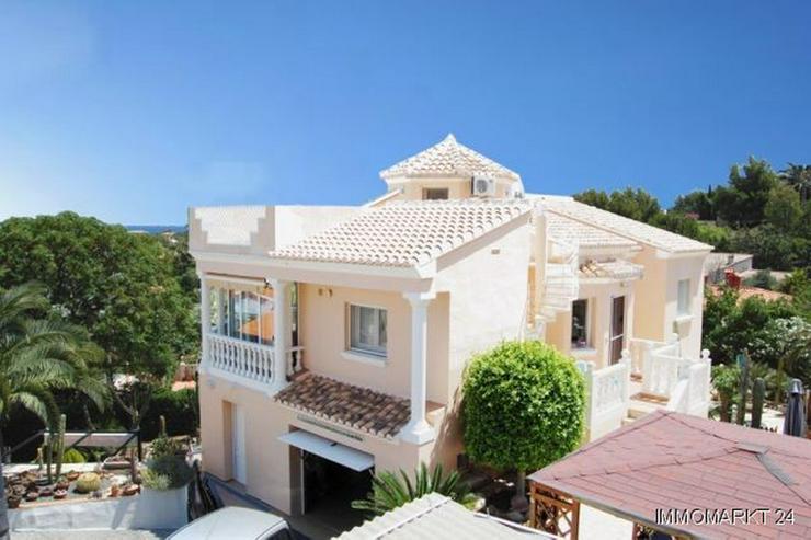Villa mit Meerblick in Galeretes - Haus kaufen - Bild 1