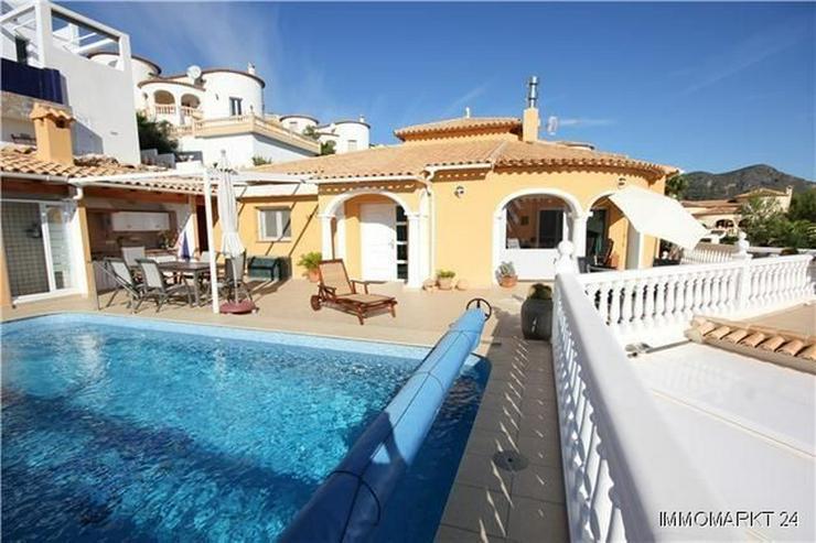 Bild 5: Hochwertig ausgestattete Villa mit zahlreichen Extras in unbeschreiblich schöner Aussicht...