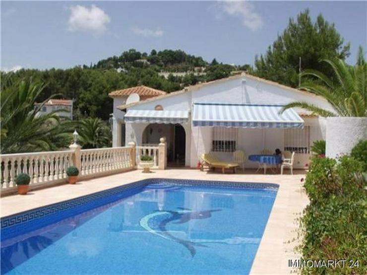 Renovierte Villa mit 2 Wohneinheiten, Pool und herrlicher Meersicht in Buena Vista - Bild 1
