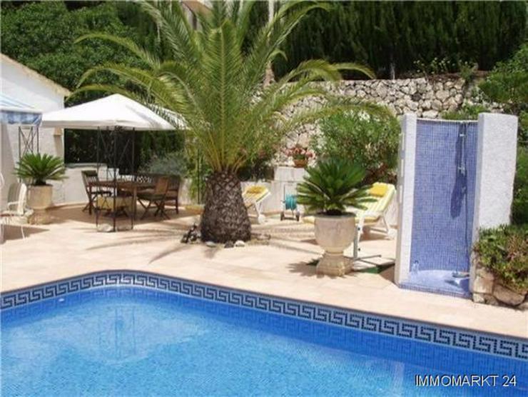 Bild 4: Renovierte Villa mit 2 Wohneinheiten, Pool und herrlicher Meersicht in Buena Vista