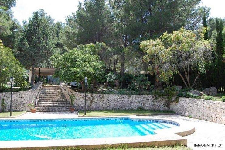 Bild 2: Villa mit Pool und Garage in Marquesa VI
