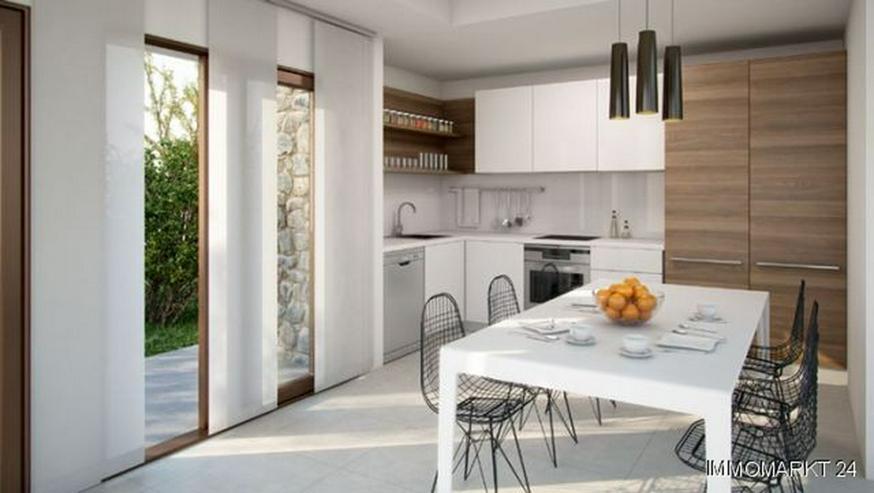 Bild 4: Moderne und komfortable 4-Zimmer-Villen mit Natursteinelementen