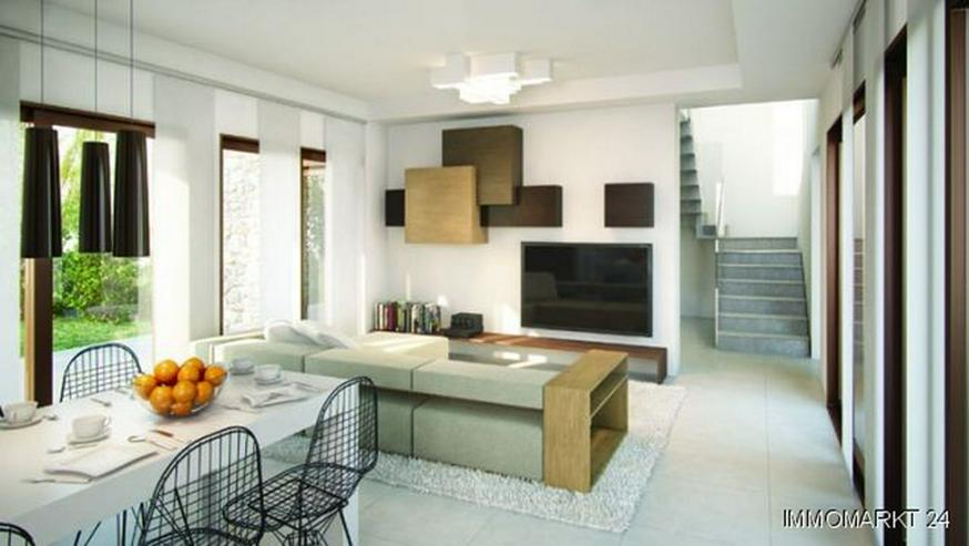 Bild 3: Moderne und komfortable 4-Zimmer-Villen mit Natursteinelementen