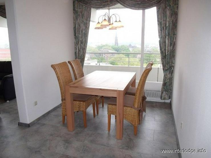 Bild 5: INTERLODGE Wohnen auf Zeit über den Dächern von Gelsenkirchen. Möblierte Wohnung in GE-...