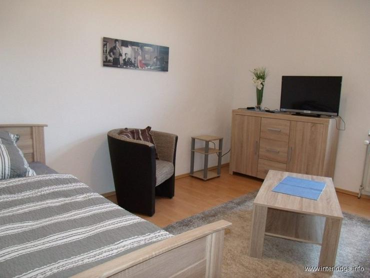 Bild 2: INTERLODGE für MONTEURE: Komplett möbliertes Wohnung in Herne-Mitte für 1-2Personen
