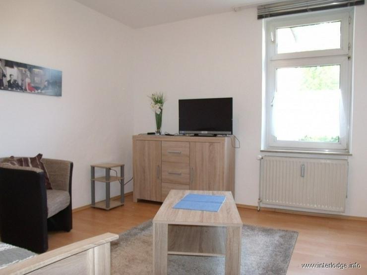 INTERLODGE für MONTEURE: Komplett möbliertes Wohnung in Herne-Mitte für 1-2Personen - Wohnen auf Zeit - Bild 1
