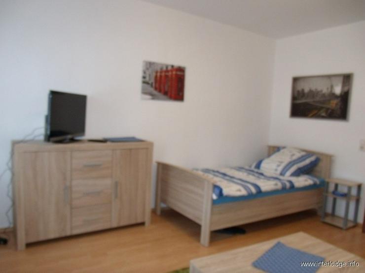 Bild 5: INTERLODGE für MONTEURE: Komplett möbliertes Wohnung in Herne-Mitte für 2-4 Personen