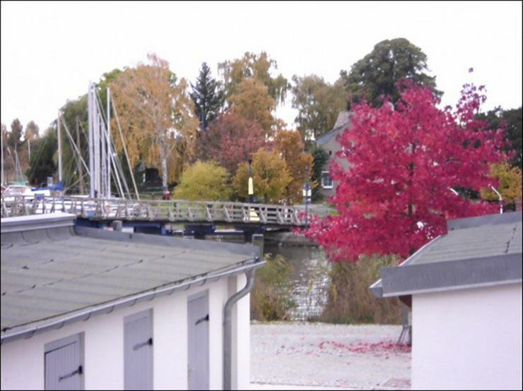 Bild 4: Zweizimmerwohnung mit Terrasse und Hafenblick