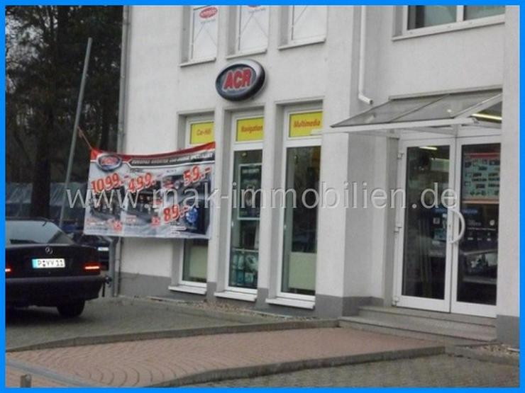 Bild 3: MAK Immobilien empfiehlt: Laden mit Werkstatt an der Hauptstraße