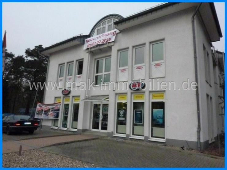 Bild 2: MAK Immobilien empfiehlt: Laden mit Werkstatt an der Hauptstraße