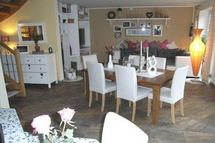 Anspruchsvolles, modernes Einfamilienhaus mit Doppelcarport und Geräteraum in Garrel!!! - Haus kaufen - Bild 1