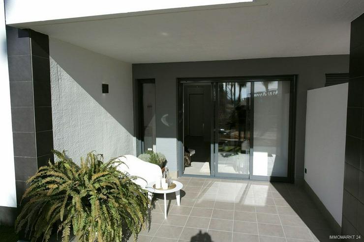 Bild 3: Moderne Erdgeschoss-Appartements in abgeschlossener Anlage mit Gemeinschaftspool