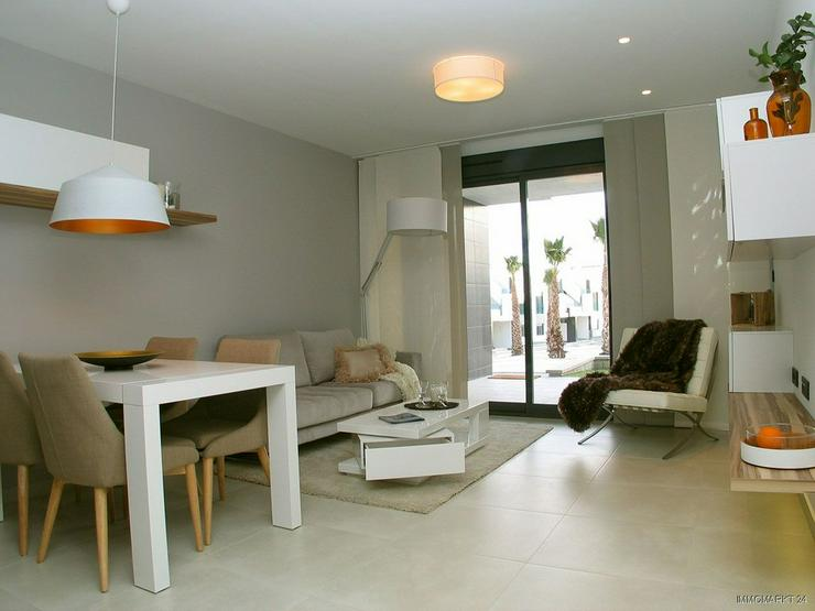 Bild 6: Moderne Erdgeschoss-Appartements in abgeschlossener Anlage mit Gemeinschaftspool